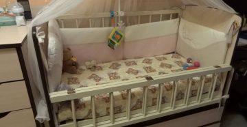 На что стоит обратить внимание при покупке постельного белья для малыша?
